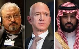 Ai là người đứng sau tiết lộ thông tin ngoại tình của nhà sáng lập Amazon Jeff Bezos?