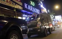Khám xét quán karaoke XO, phát hiện 30 nữ tiếp viên dương tính ma túy