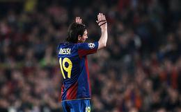 """Cú ngã đầu đời ở Old Trafford đã đưa Messi trở thành """"quái vật"""""""