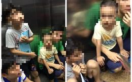 """Thang máy chung cư Tân Tây Đô bất ngờ dừng hoạt động, 6 người dân bị """"giam"""" tới 45 phút"""
