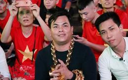 Đại gia đeo nhiều vàng nhất Việt Nam Phúc XO vừa bị công an tạm giữ hình sự là ai?