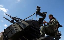 QĐ Quốc gia Libya bắn rơi máy bay chiến đấu gần Tripoli - Căng thẳng tột độ