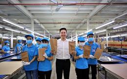 Bán hàng điện tử phải tránh ẩm, Asanzo lại quyết định dùng bao bì giấy tái chế thay cho nilon