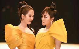 Hoa hậu Tuyết Nga và Ngọc Trinh xuất hiện ấn tượng, thu hút mọi sự chú ý
