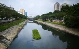 Chuyên gia Nhật Bản thí điểm công nghệ làm giảm mùi, sạch nước sông Tô Lịch