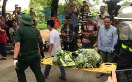Hiện trường vụ cháy 4 xưởng trong đêm khiến 8 người chết và mất tích ở Hà Nội
