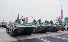 """Campuchia mua xe thiết giáp cho lực lượng gìn giữ hòa bình: """"Ném tiền qua cửa sổ""""?"""