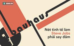 """Nét tinh tế của Bauhaus: Phong cách mỹ thuật thế kỷ 20 mê đắm """"vị nhạc trưởng"""" Steve Jobs"""