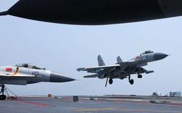 Trung Quốc tung video Tàu sân bay và máy bay chiếm ưu thế trên không J-15 để dọa ai?