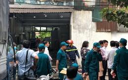 Đau đớn cảnh 3 mẹ con nằm ôm nhau tử vong trong vụ cháy 4 xưởng ở Hà Nội
