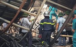 Công an thông tin về vụ cháy khiến 8 người chết và mất tích ở Hà Nội