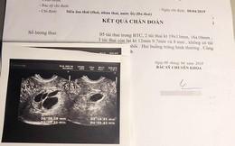 Bức thư chia tay nghẹn ngào người mẹ trẻ gửi đến 5 bào thai trong bụng, chưa kịp thành hình đã rời bỏ mẹ ra đi