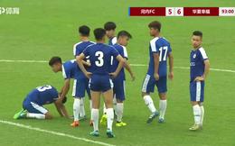 """Đàn em Quang Hải gục ngã đầy tiếc nuối trong loạt """"đấu súng"""" trước đối thủ Trung Quốc"""