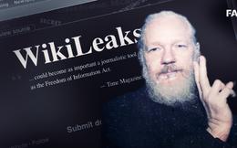 """Vụ WikiLeaks: Sự """"phản bội khủng khiếp"""" của Ecuador hay hành vi """"ăn cháo đá bát"""" của ông Assange?"""