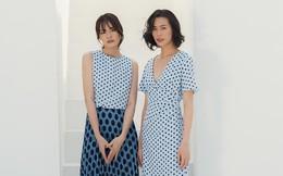 Cặp chân dài Vietnam's Next Top Model mặc đơn giản vẫn xinh đẹp