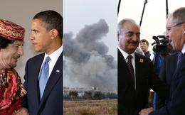"""Libya: Từ lời hứa của cựu TT Obama, vì sao báo Nga khuyên """"đừng nghe lời Mỹ nói, hãy xem những việc Mỹ làm""""?"""