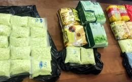 Cảnh sát thu giữ 31 kg ma tuý, thuốc lắc nguỵ trang trong các gói trà, thực phẩm chức năng