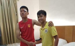 Cầu thủ Việt Nam xin lỗi đội trưởng Trung Quốc sau pha đấm thẳng mặt chảy bê bết máu