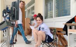 """Đạo diễn Nguyễn Love: """"Trâm Anh xin lỗi tôi, vì sợ ảnh hưởng đến đoàn phim"""""""