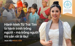 Cuộc đối đáp thú vị với 2 hoa hậu và nữ diễn viên:  Vì sao Đặng Lê Nguyên Vũ không giúp tiền cho sinh viên khởi nghiệp?