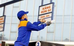 Nóng: Giá xăng dầu tiếp tục tăng mạnh từ 15h chiều nay