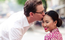 Chị em nhà Đoan Trang: Chị lấy chồng Tây giàu có, em kín tiếng được đồng nghiệp nể phục
