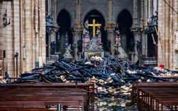 Lý giải nguyên nhân nhà thờ Đức Bà Paris thiệt hại nặng vì vụ cháy