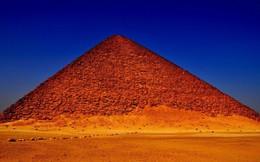 Bí mật kim tự tháp đỏ ở Ai Cập: Sau 141 năm mới giải mã được một phần