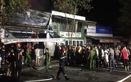 Vợ chồng chủ cửa hàng mua bán xe máy điện cùng con gái tử vong trong đám cháy