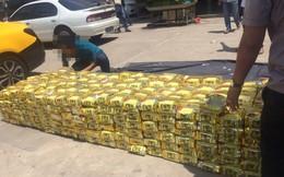 [Clip] Toàn cảnh vụ triệt phá đường dây vận chuyển 1,1 tấn ma tuý ở Sài Gòn