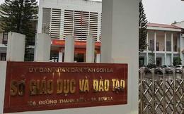 """Hàng xóm của Phó Giám đốc Sở GD&ĐT Sơn La có con được nâng điểm: """"Anh Hoàng rất tâm huyết với ngành giáo dục""""!"""