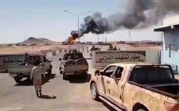 Dân quân Libya GNA đánh vu hồi vào hậu phương Quân đội Quốc gia Libya LNA
