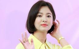 Song Hye Kyo tỏa sáng rực rỡ khi đi sự kiện nhưng lại bị lộ khuyết điểm này trên cơ thể