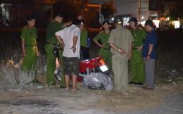 Nguyên nhân vụ đôi nam nữ bốc cháy dữ dội tại bãi đất trống ở Sài Gòn