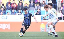 Công Phượng vắng mặt trong đội hình Incheon United thi đấu tại R-League