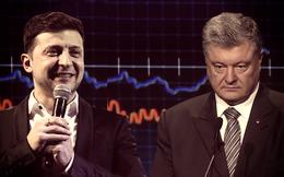 """Bỏ phiếu cho lựa chọn """"đỡ tồi hơn"""", dân Ukraine rơi vào kỷ nguyên bất định dưới tay danh hài?"""