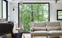 Căn hộ 27m² cũ rích, vừa hẹp vừa dài 'biến hình' thành không gian hiện đại dành cho gia đình 5 người sau cải tạo