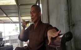 """Đoàn kiểm tra làm việc với sư trụ trì ở Hải Phòng bị tố dọa """"thả chó cắn nát mặt Phật tử"""""""