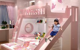 Diện tích nhà nhỏ mà đông con thì đây là thiết kế mà các ông bố, bà mẹ cần phải biết