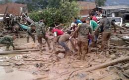 Lở đất kinh hoàng tại Colombia khiến 28 người thiệt mạng