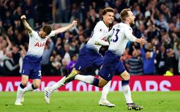 Vòng 35 Premier League 2018/19: Tottenham 1-0 Brighton & Hove...