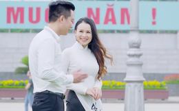 """MC Thu Hằng vượt qua nhiều """"tiêu chuẩn"""" để làm nữ chính trong MV của Sao Mai Xuân Hảo"""