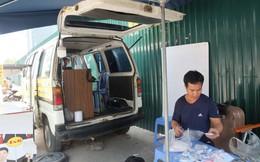 Biến ô tô cà tàng thành studio di động, thợ ảnh Hà Nội kiếm bạc triệu mỗi ngày