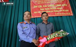 Anh thợ sửa xe ở Sài Gòn bị oan sai 6 năm, được xin lỗi chóng vánh trong 10 phút