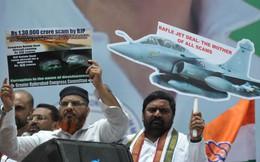 """Ấn Độ phải """"ôm hận"""" vì mua tiêm kích Rafale từ Pháp: Bị Pakistan bóc hết bí mật?"""