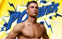 Ronaldo oai hùng xuất hiện như siêu nhân trong chiếc... quần lót