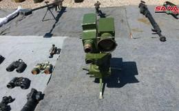 Bí mật bên trong kho vũ khí hiện đại ở Syria: Lộ diện lực lượng tình báo giấu mặt