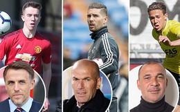 Truyền nhân của Van der Sar, Gullit, Zidane... người lận đận, kẻ vinh quang