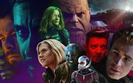 """Phần cuối """"Avengers: Endgame"""": Dữ dội và hùng tráng cho hành trình 11 năm nhiều cảm xúc"""