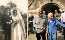 Chuyện tình 75 năm của đôi vợ chồng 'bách niên giai lão' khiến nhiều người suy ngẫm, hóa ra bí quyết hôn nhân viên mãn lại đơn giản đến thế